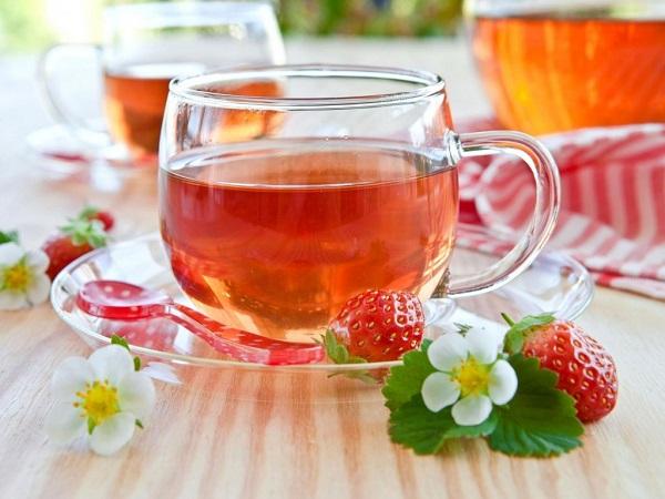các loại trà giảm cân tư nhiên
