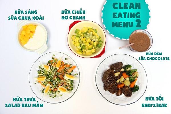 eat clean là gì