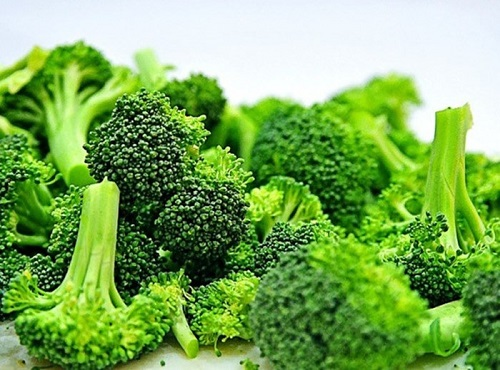 Những món rau luộc giảm cân