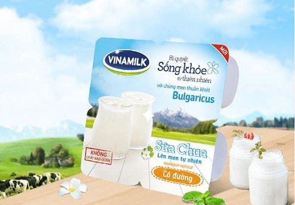 1 hộp sữa chua không đường Vinamilk bao nhiêu calo? Bật mí lượng calo chi tiết nhất 2020