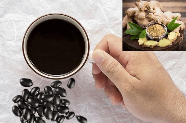 Uống nước đậu đen với gừng có giảm cân không? Giải đáp chi tiết cách nấu nước đậu đen gừng giảm cân