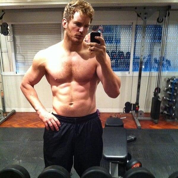 Chris Pratt và hành trình giảm cân để trở thành siêu anh hùng