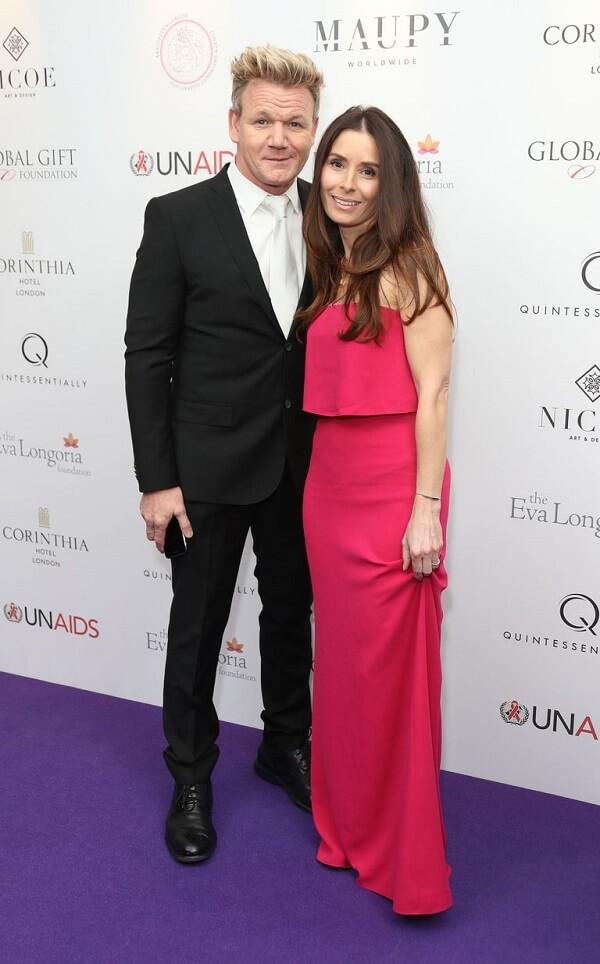 Gordon Ramsay giảm cân nhờ động lực từ người vợ