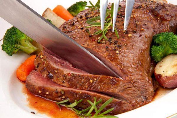 thực đơn giảm cân bằng thịt bò, món ăn giảm cân từ thịt bò, ăn thịt bò giảm cân, giảm cân với thịt bò,