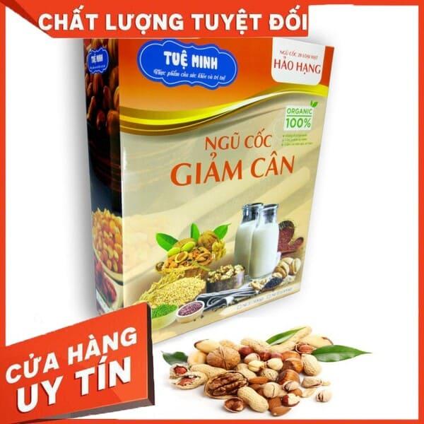 bột ngũ cốc Tuệ Minh có tốt không?