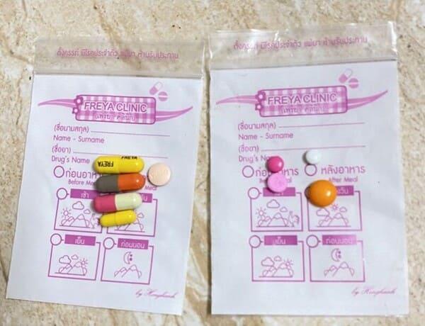 Nhà sản xuất đã phân các liệu trình thuốc giảm cân Freya Clinic phù hợp với từng phân khúc khách hàng