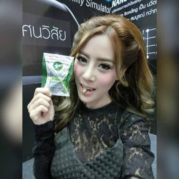 Review thuốc giảm cân Six Herbs từ khách hàng Thái Lan